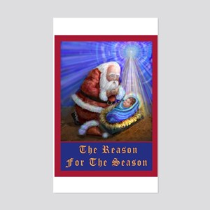 Christmas Reason Sticker